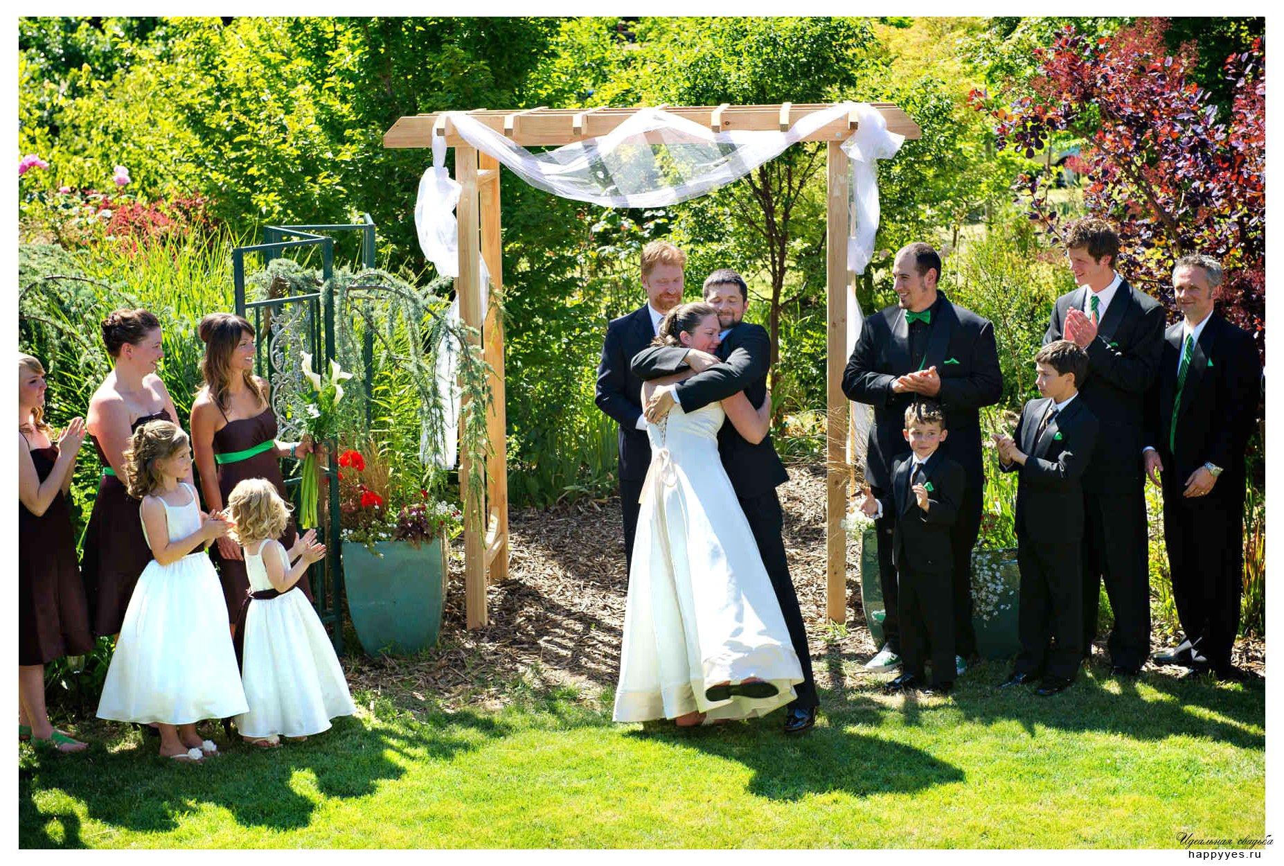 Свадьбы на выезде
